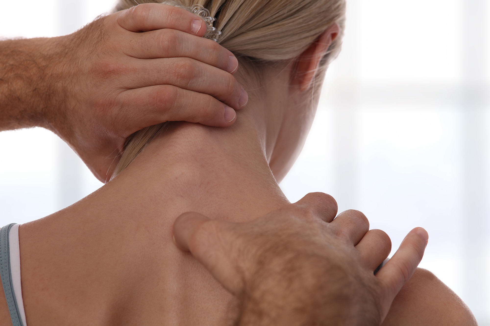 Sports Massage, Exercise Rehab & Acupuncture in Fleet & Shepperton